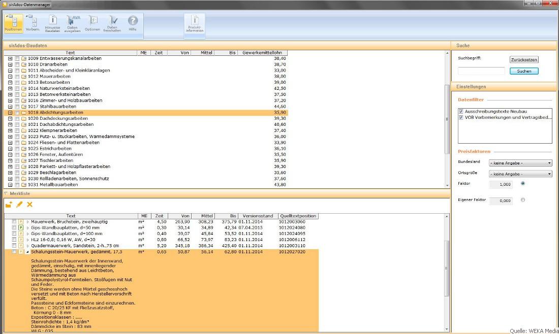 bau ausschreibung und vergabe produkt tipps - Funktionale Leistungsbeschreibung Muster