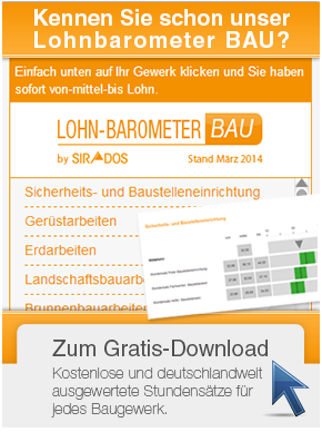 sirAdos Lohnbarometer - Gratis Download